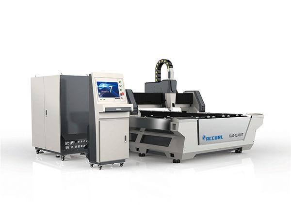 maxphotonicsレーザーが付いている高性能CNCレーザーの打抜き機