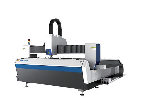 二重使用CNCの金属レーザーのカッター、自動繊維レーザーCNC機械